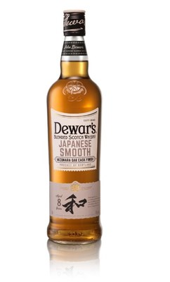 The new DEWAR'S 8 Year Old Japanese Smooth Is the Fourth Iteration in the Brand's Successful Cask-Finish Innovation Series