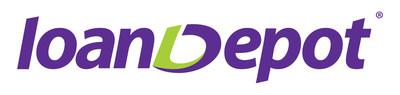 loanDepot logo. (PRNewsFoto/LoanDepot.com, LLC) (PRNewsfoto/LD Holdings Group LLC)