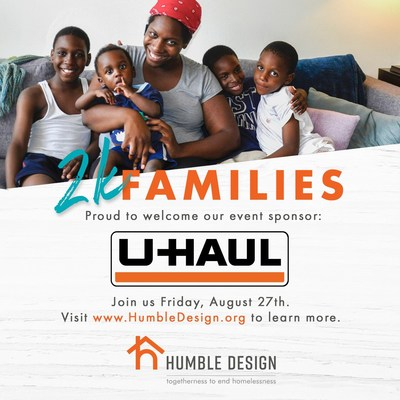 """Humble Design, a non-profit organization with offices in Chicago, Cleveland, Detroit, San Diego and Seattle, will be celebrating 2,000 clients served with special home """"deco"""" and reveal events in each city on Friday, Aug. 27. The charity provides decorating services and donated furnishings to assist at-risk families and veterans emerging from homelessness, turning empty residences into warm and welcoming homes."""