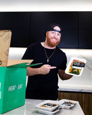 WORLD SERIES CHAMPION JUSTIN TURNER PARTNERS WITH FRESH N' LEAN TO LAUNCH WHOLE30 APPROVED® NEW MEAL PLAN