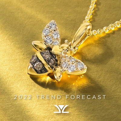 Le Vian forecasts #SunnyDaysAhead in 2022 jewelry trends
