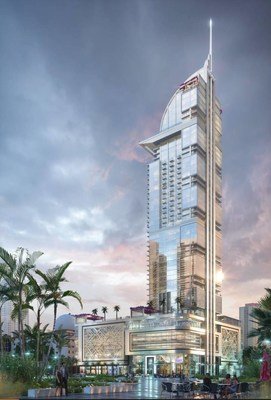 The Legacy Hotel & Residences and Blue Zones Center