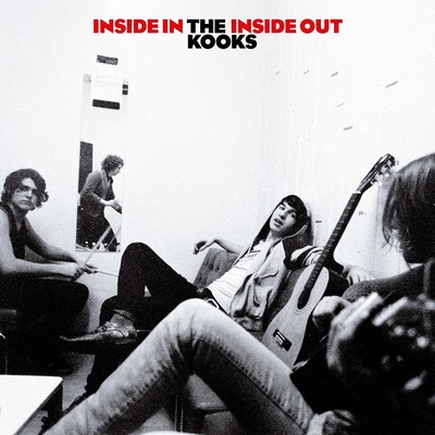 THE KOOKS RELEASE 15TH ANNIVERSARY REISSUE OF 'INSIDE IN / INSIDE OUT' - OUT TODAY VIA VIRGIN RECORDS / UME