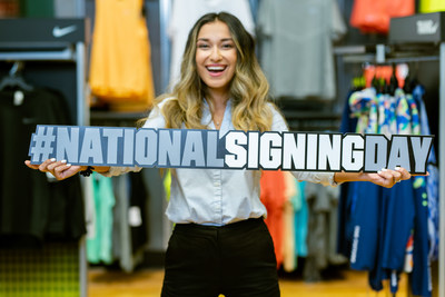 DICK'S Sporting Goods to Hire Up To 10,000 Seasonal Associates - Effort Kicks Off on DICK'S National Signing Day on September 15