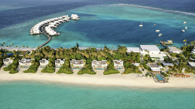 Jumeirah Group announces the opening of stunning new address in Maldives (PRNewsfoto/Jumeirah Group)