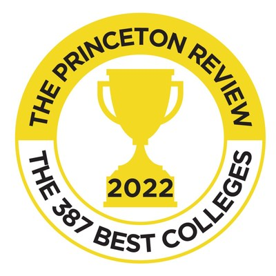 The Princeton Review Great List 2022