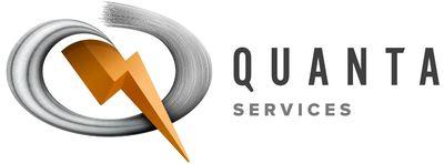 Quanta Services Logo. (PRNewsFoto/Quanta Services, Inc.)