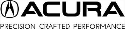 Acura Canada (CNW Group/Honda Canada Inc.)
